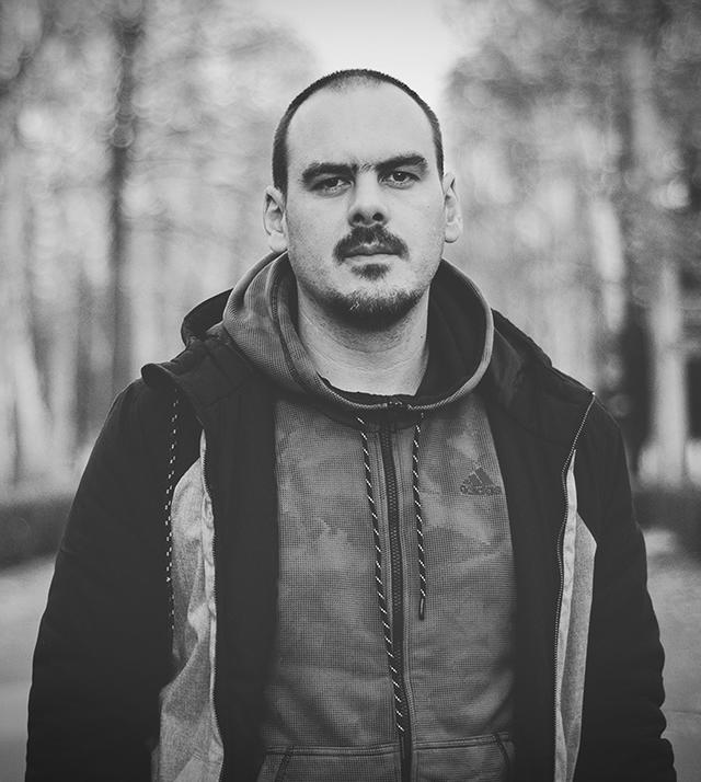 Fotograf Branislav Bojić