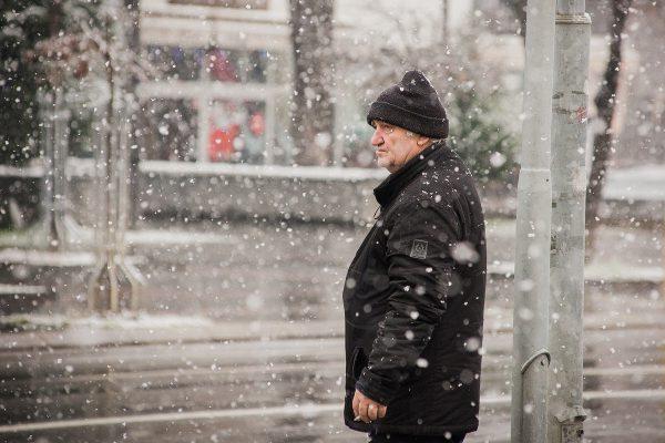 Snijeg u Banjaluci