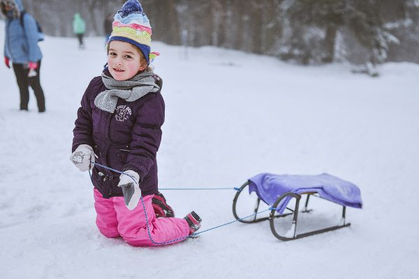 Fotografisanje djece u igri