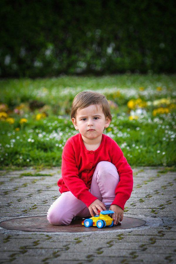 Fotografisanje u parku