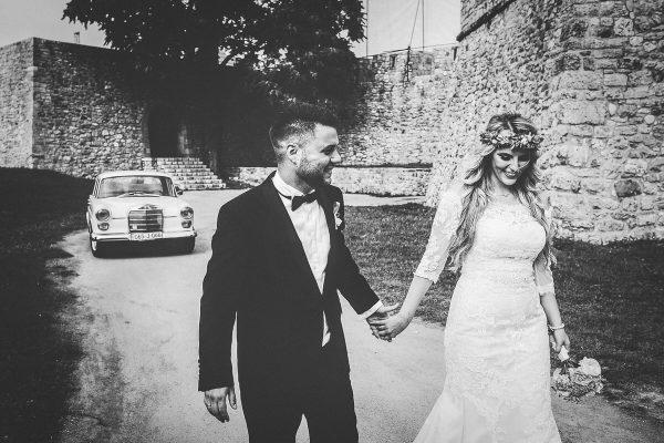 Fotgrafisanje vjenčanja Kastel