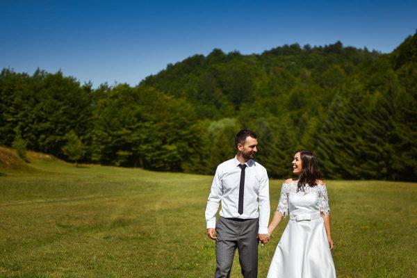 Fotgrafije vjenčanja u prirodi