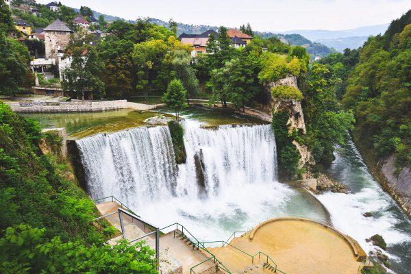 Vodopad Jajce